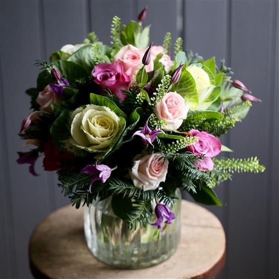 cabbages and roses alison s flower shop florist dawlish. Black Bedroom Furniture Sets. Home Design Ideas