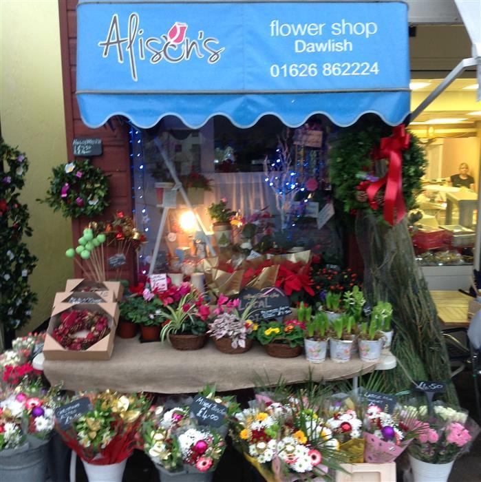 Alison's Flower Shop Florist Dawlish